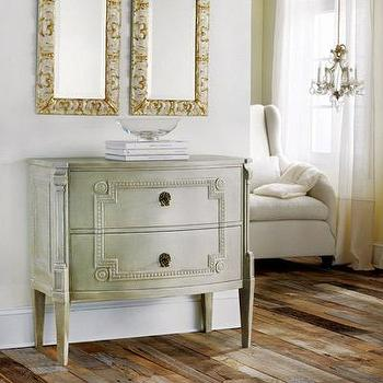 Storage Furniture - Bowfront Gustavian Commode - bowfront, gustavian, chest