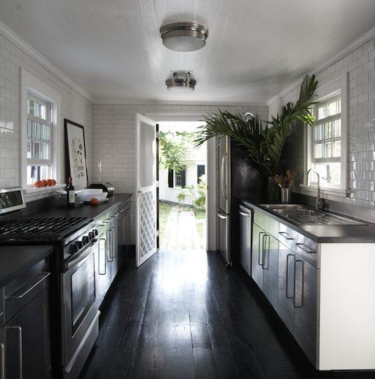 Galley Kitchen Design Transitional Kitchen India Hicks