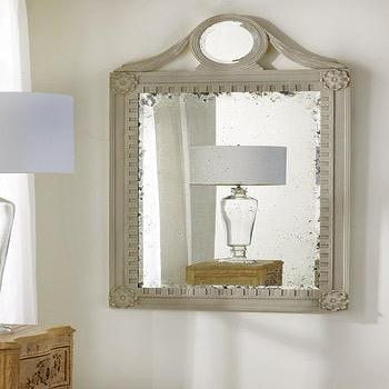 Mirrors - Swedish Looking Glass Mirror - swedish, mirror