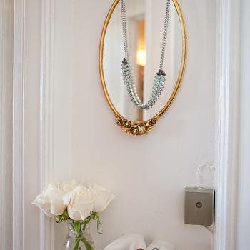 Cupped Hands Tray, Eclectic, entrance/foyer, Apartment Therapy