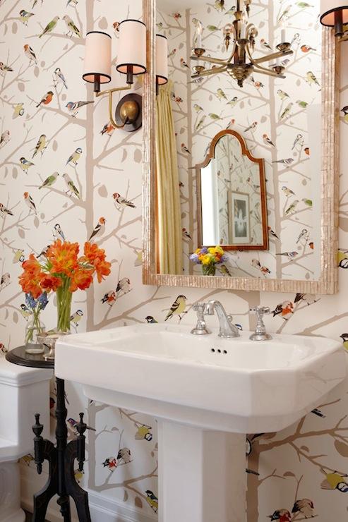 A twitter wallpaper traditional bathroom sarah for Sarah richardson bathroom designs