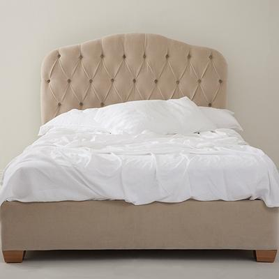 Beds/Headboards - Rachel Ashwell Shabby Chic Couture Tufted Bed - tufted, bed