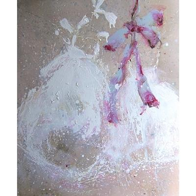 Art/Wall Decor - Laurence Amelie Painting of Tutus - laurence,amelie, painting of tutus, art