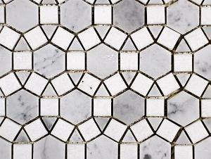Tiles - Sunflower Tiles | Saltillo Imports Inc. - marble, mosaics, sunflower, tiles