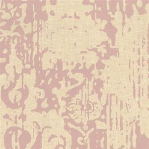 Majestic Wallpaper in Pink and Beige by York
