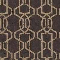 Wallpaper - silhouette cork effect wallpaper in brown york - york, wallpaper, silhouette, cork