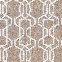 Wallpaper - silhouette cork effect wallpaper in beige by york - york, wallpaper, silhouette, cork