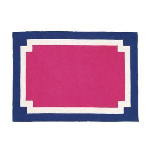 Rugs - Preppy Pink Rug - preppy, pink, rug