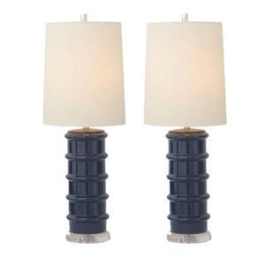 Lighting - Pair of Sarasota Lamps - pair, sarasota, lamps
