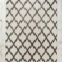 Rugs - UrbanOutfitters.com &gt; Magical Thinking Diamond-Stamp Rug - magical thinking, diamond, stamp, rug