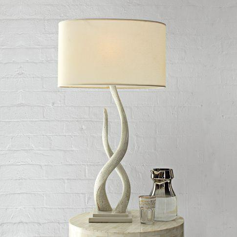 Lighting - Source Kudu Table Lamp | west elm - source, kudu, table, lamp