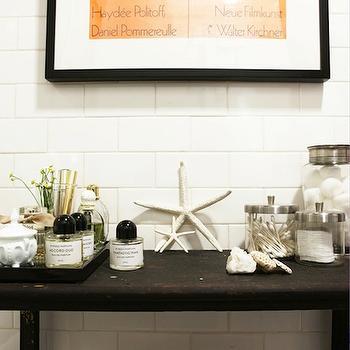 Starfish Wall Decor -Vintage, bathroom, Design Sponge