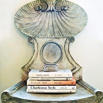 Antique Chair, Eclectic, entrance/foyer, Atlanta Homes & Lifestyles