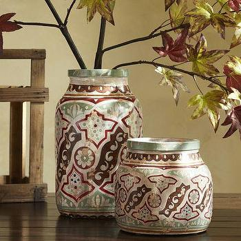 Decor/Accessories - Iznik Vases | Pottery Barn - iznik, vases