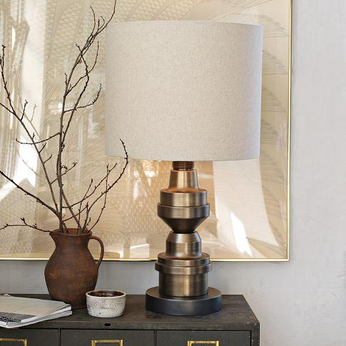 Lighting - Marine Breynaert Table Lamp - Large | west elm - marine, breynaert, lamp