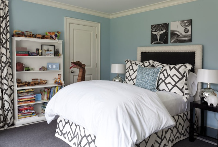 tiffany blue and black bedroom tiffany eastman interiors