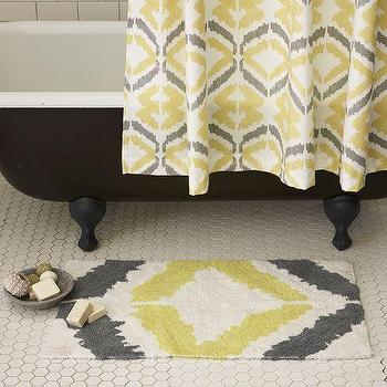 Tali Bath Mat, west elm