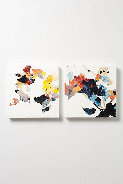 Art/Wall Decor - From The Rock #9 By Jen Garrido - Anthropologie.com - from the rock, #9, Jen Garrido