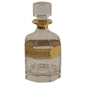 Decor/Accessories - Byzantine Whiskey Decanter: Gold | Pieces - byzantine, whiskey, decanter
