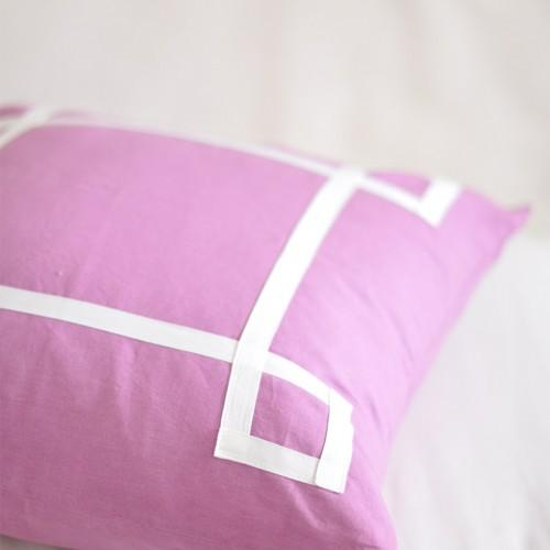 Pillows - Caitlin Wilson Textiles: Berry Signature Pillow - berry, signature, pillow