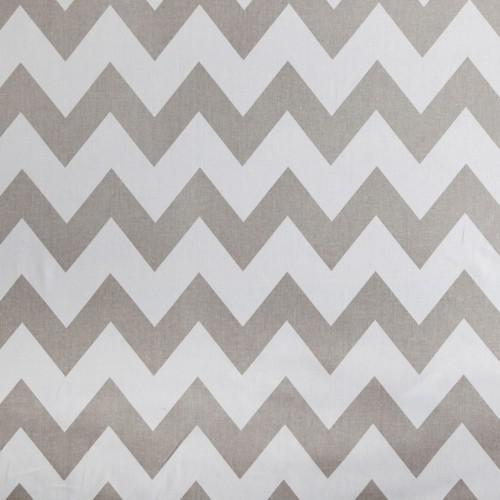 Fabrics - Caitlin Wilson Textiles: Greige Zabeel Chevron Fabric - greige, zabeel, chevron, fabric