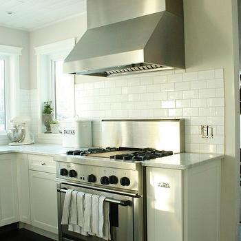 Beadboard Kitchen Ceiling, Cottage, kitchen, In the Fun Lane