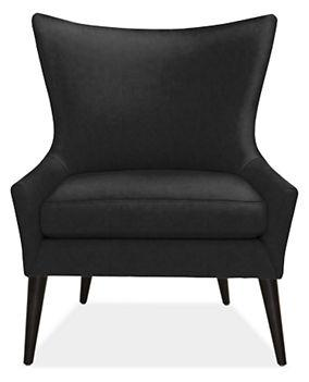 Seating - Lola Chair in View Fabric - Chairs - Living - Room & Board - lola, chair