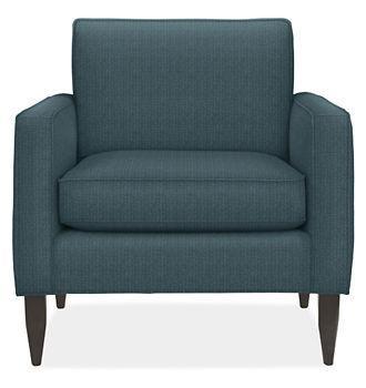 Murray Chair & Ottoman, Chairs, Living, Room & Board