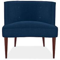 Seating - Chloe Chair in Vance Fabric - Chairs - Living - Room & Board - chloe, chair