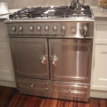 La Cornue Range, Transitional, kitchen, Patricia Fisher Design