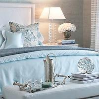 Tiffany Blue And Gray Bedroom Hot Girls Wallpaper