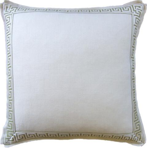 Pillows - Aegean Pillow | Vielle and Frances - aegean, pillow
