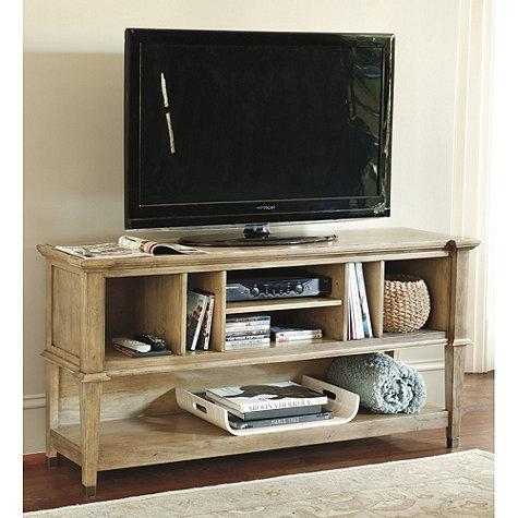 Storage Furniture - Hamilton Media Console | Ballard Designs - Console