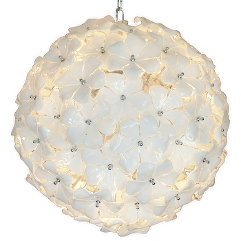 Lighting - Fabulous Murano Glass Chandelier by Cenedese - murano, glass, chandelier