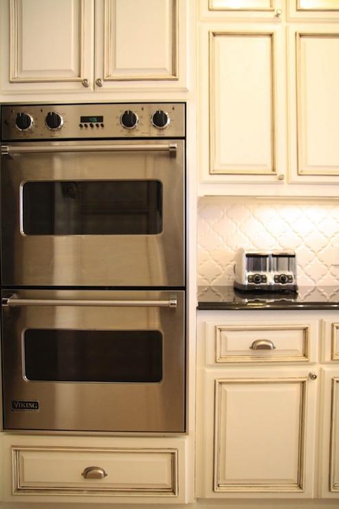 arabesque tile traditional kitchen m e beck design