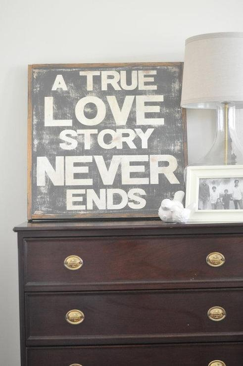 Art/Wall Decor - Love Story Sign by BetweenYouAndMeSigns on Etsy - love, story, sign, art