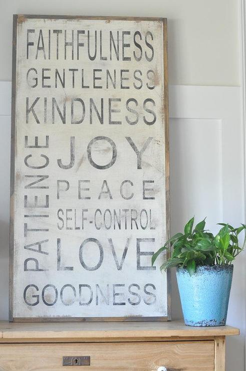 Art/Wall Decor - Fruit of the Spirit Sign by BetweenYouAndMeSigns on Etsy - fruit of the spirit, art