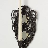 Decor/Accessories - Forest Crest Sconce - Anthropologie.com - forest, crest, sconce