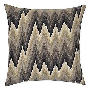 Pillows - Z Gallerie - Chevron Honeybee Pillow 24 - chevron, honeybee, pillow