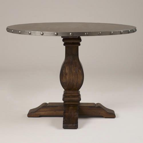 Cooper Round Dining Table World Market