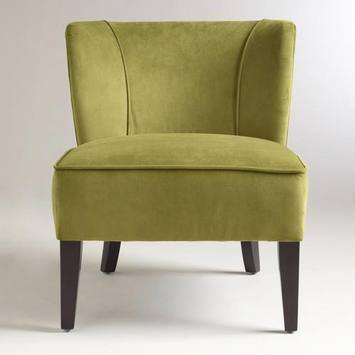 Apple Green Quincy Chair World Market