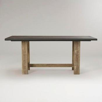 Tables - Brooklyn Dining Table | World Market - brooklyn, dining table