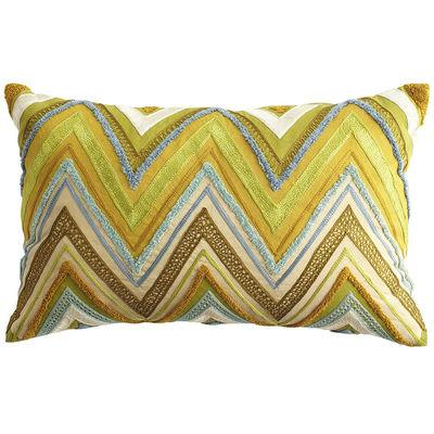 Pillows - Textured Chevron Pillow - Pier1 US - textured, chevron, pillow