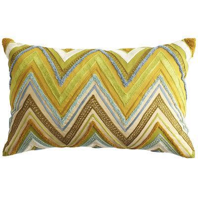Textured Chevron Pillow, Pier1 US