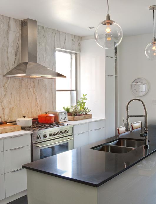 white lacquer kitchen cabinets contemporary kitchen hgtv