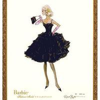 Art/Wall Decor - Art For Kids | Art - barbie, enchantment, art, print