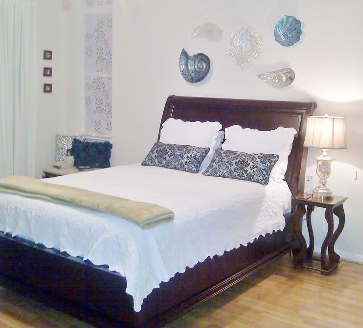 Off White Bedroom: Benjamin Moore Off White