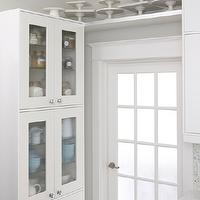 Sarah Richardson Design - kitchens - ikea cabinets, ikea kitchen cabinets, glass front cabinets, glass front kitchen cabinets, ikea glass front cabinets, ikea glass front kitchen cabinets, Ikea Cabinets,