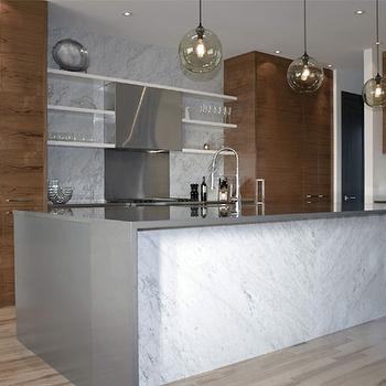 Floor to Ceiling Kitchen Cabinets, Contemporary, kitchen, Cutler Design Construction