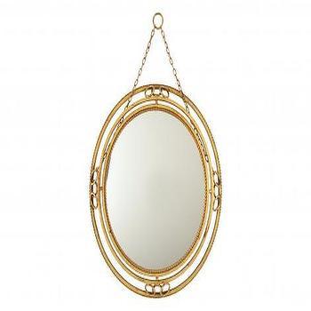 Vintage Round Mirror, Mirrors & Wall D�?©cor, Flea, Jayson Home